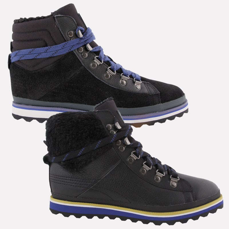 PUMA CITY SNOW WOMEN'S SNEAKERS SHOES WINTER BOOTS LEATHER