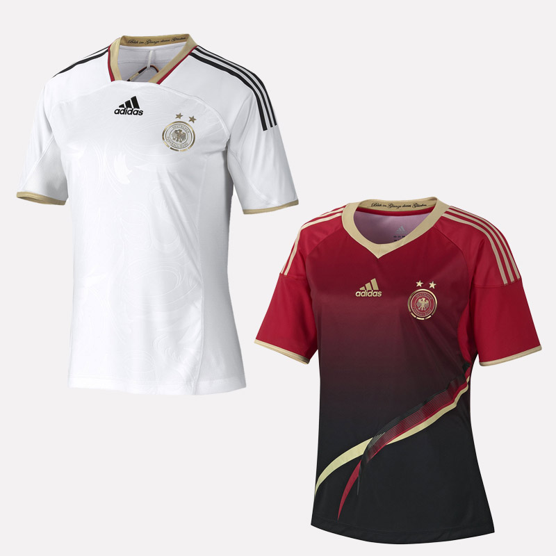 adidas dfb deutschland damen trikot fu ball jersey. Black Bedroom Furniture Sets. Home Design Ideas