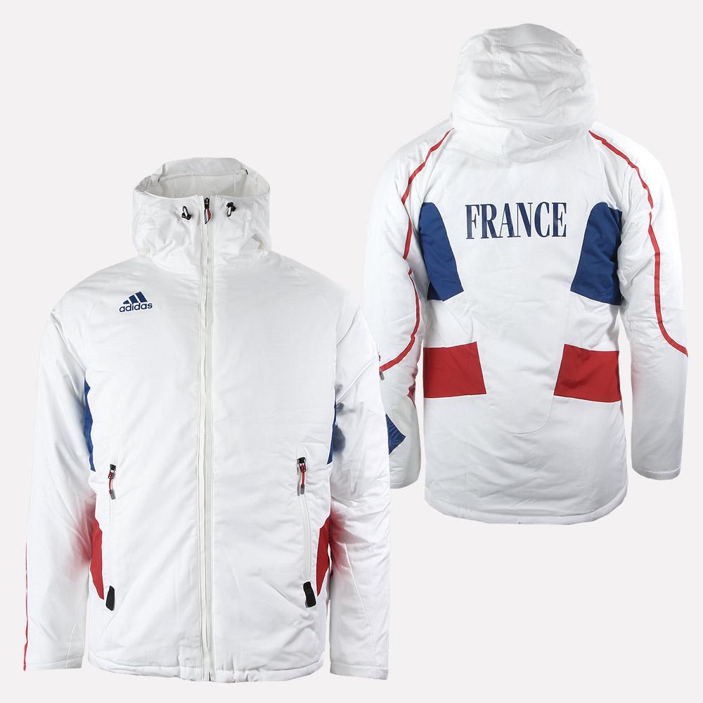 adidas damen coach ski jacke jacket gore tex winter france. Black Bedroom Furniture Sets. Home Design Ideas