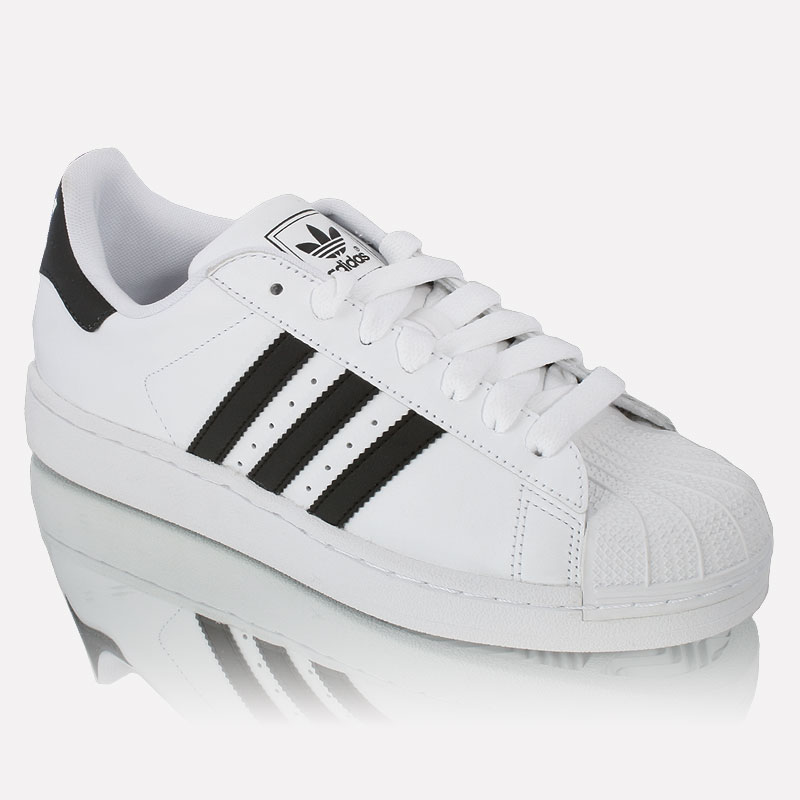 adidas originals damen superstar ii sneaker schuhe weiss. Black Bedroom Furniture Sets. Home Design Ideas