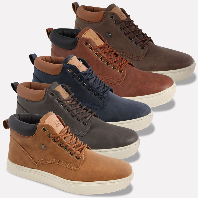 bk british knights sneaker schuhe wood worker boots stiefel unisex neu 41 46 ebay. Black Bedroom Furniture Sets. Home Design Ideas