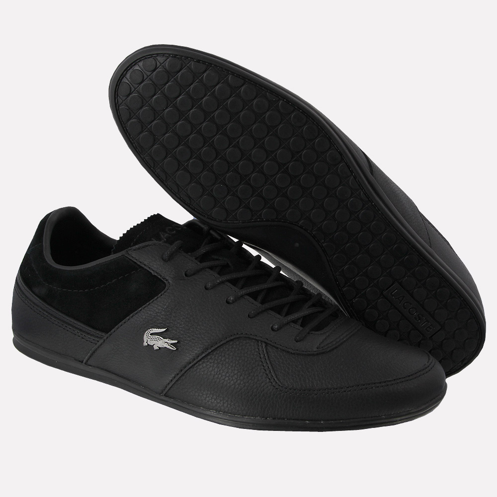 lacoste taloire 13 srm sneaker schuhe echtleder turnschuhe business 40 46 ebay. Black Bedroom Furniture Sets. Home Design Ideas