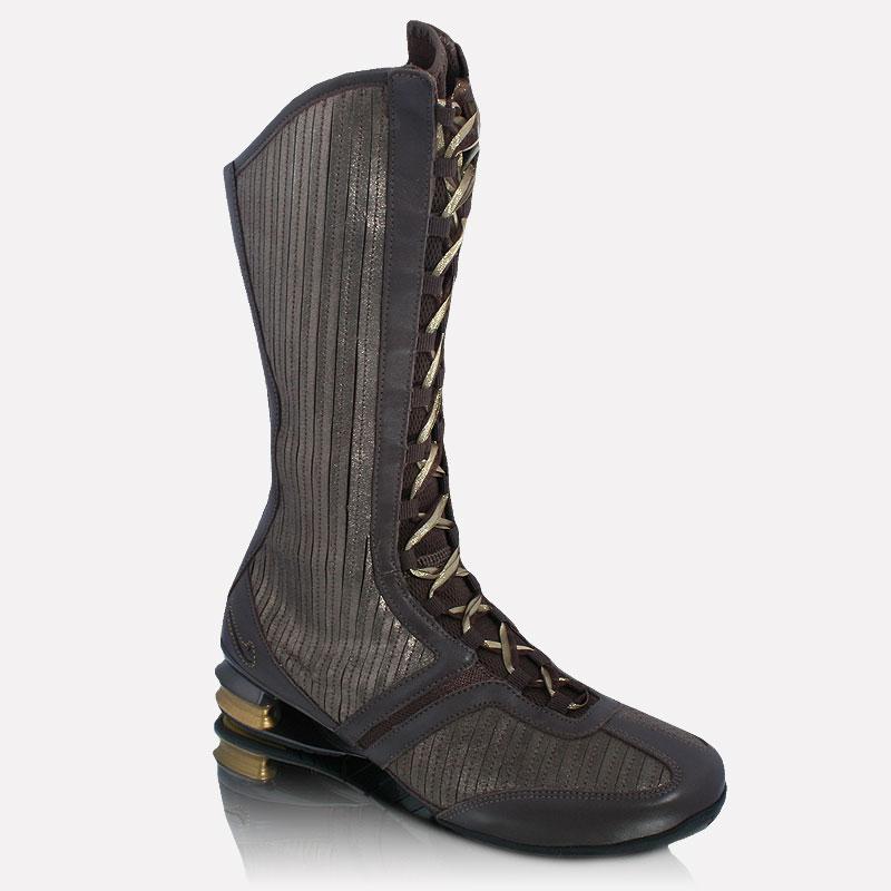 fd05c54acf2b12 ... Boots NIKE Shox Women s Q Vida Dance Sports Air Max Shoes UK Size 3 ...