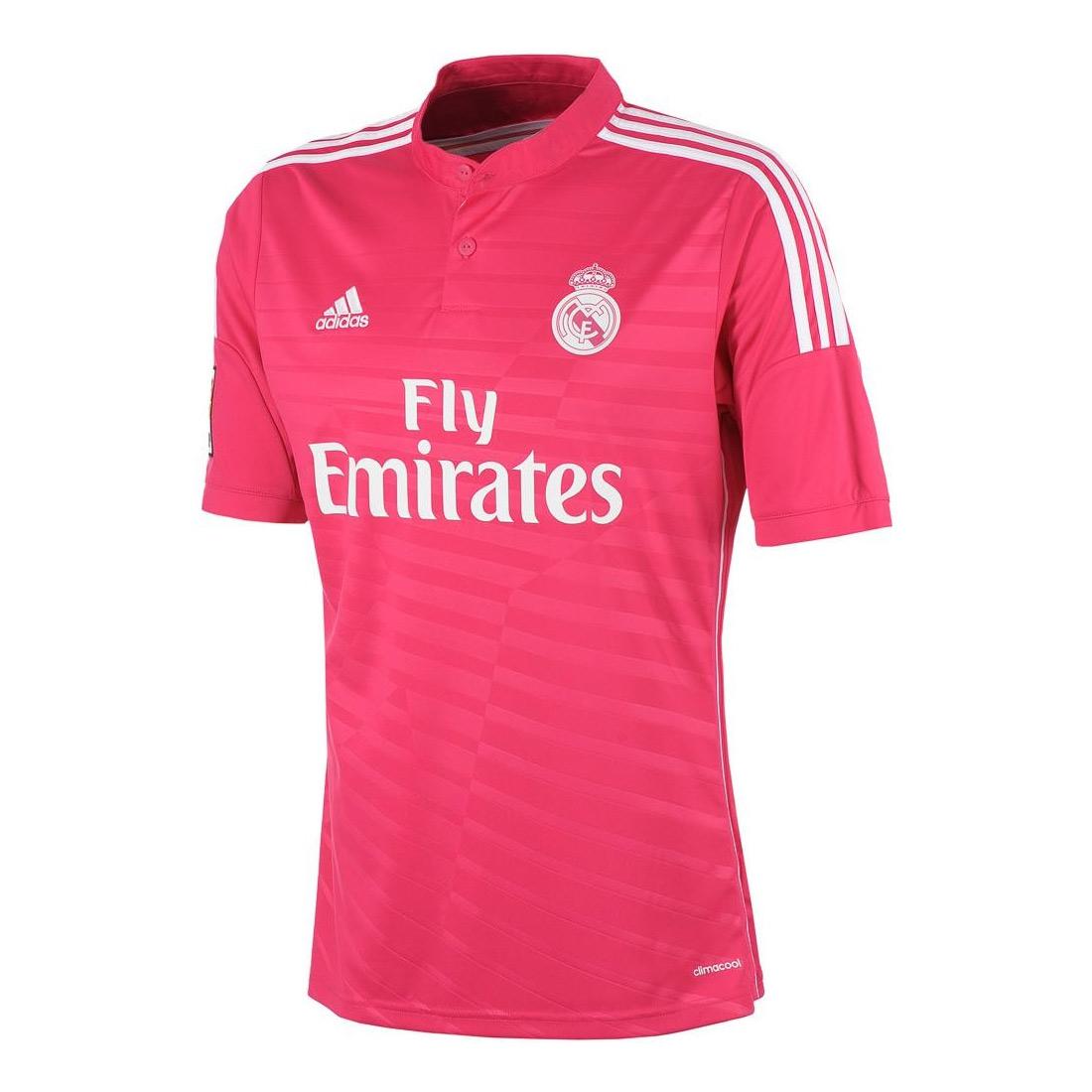 aabc3def556 Adidas Real Madrid Kids Leotard Pink Jersey Nip Primera Division 128 ...