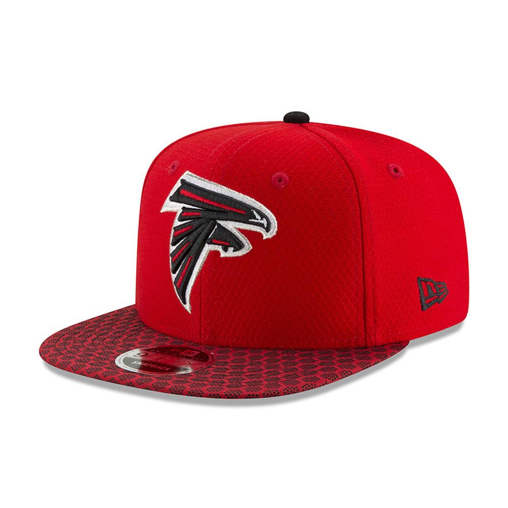 New Era Cap 9fifty Snapback NFL Sideline 2017 Seahawks Patriots ... 863742c8a27e