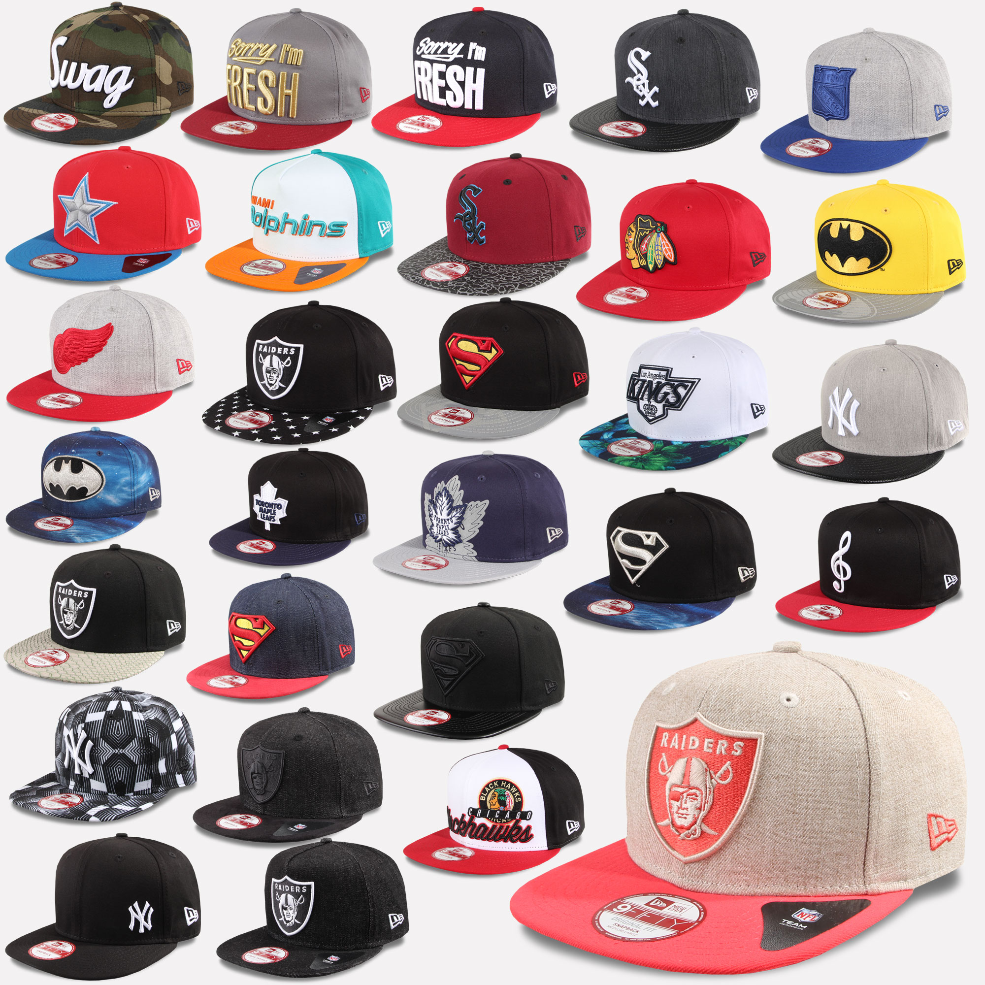 New Era Cappello Snapback 9Fifty York Yankees Batman Superman Sox ... 010098bd7a63