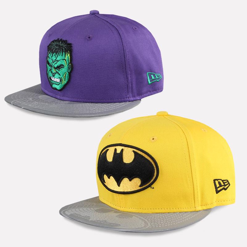 New Era Cap Strapback Cap Marvel DC Comics Batman Punisher Superman ... 390753770b5