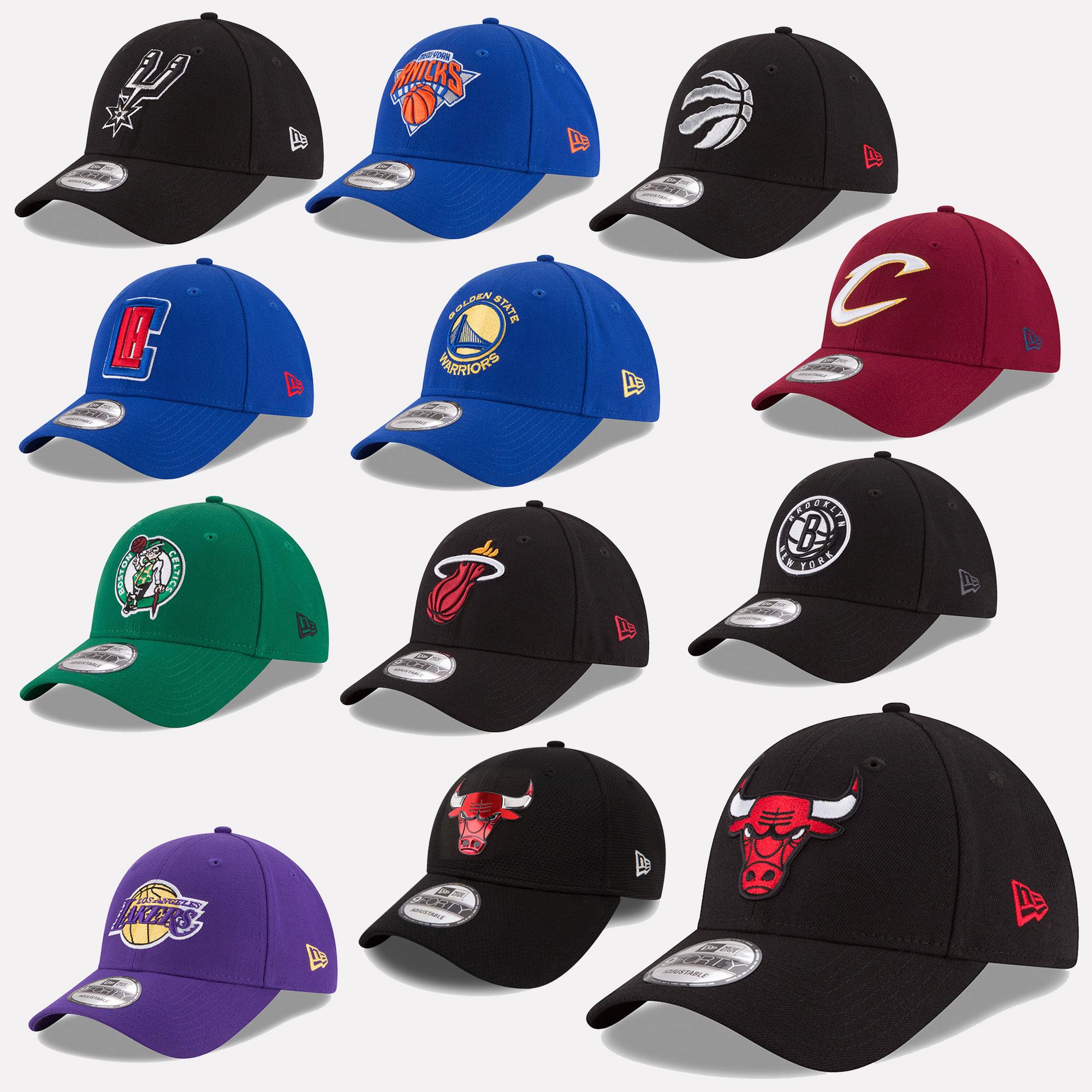 New Era Cappello 9forty NBA 2017 The League Chicago Bulls Brooklyn ... f3131fa0ee9