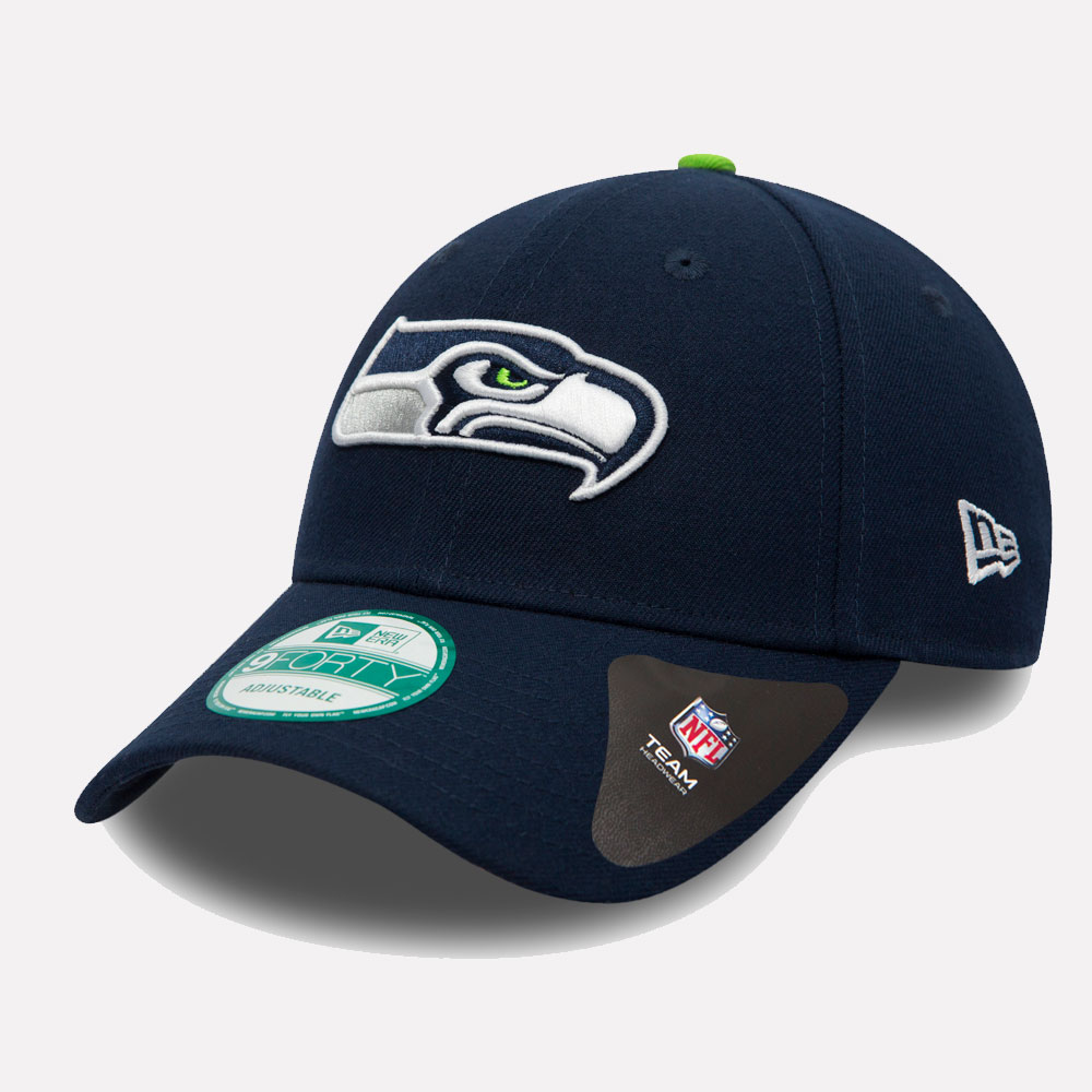 New Era Cap 9FORTY NFL the League Seahawks Patriots Giants Raiders ... fd8e65ee3386