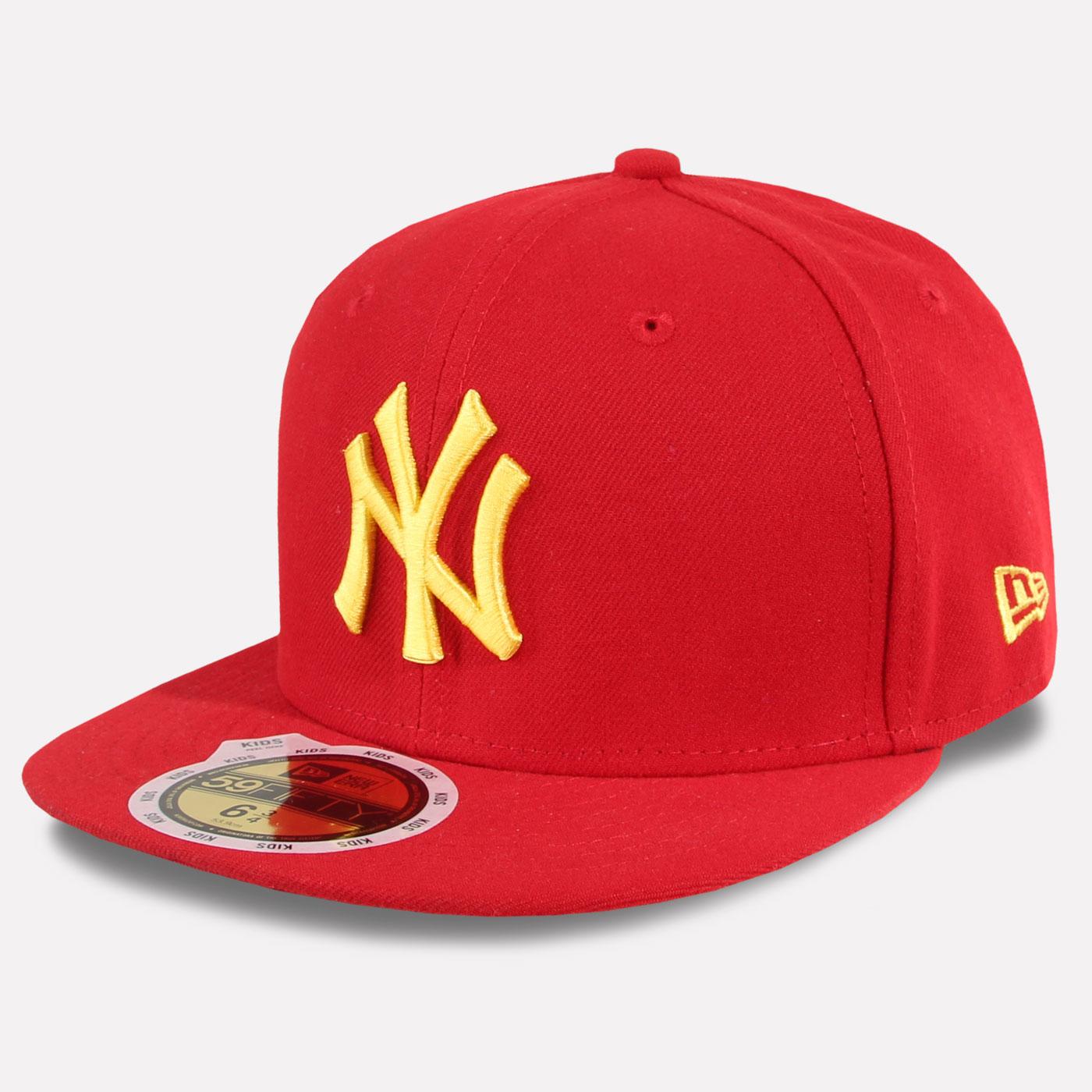 New era York Giganti NFL On Field Cap 5950 Authentic Fitted Berretto da Baseball